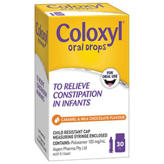 Coloxyl Infant Oral Drops 30ml Little Sprout Pharmacy