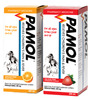 Pamol Childrens Paracetamol Orange Flavour 200ml