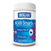 Bioglan Kids Smart Omega-3 Fish Oil 125 chewable capsules