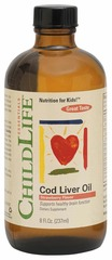 Childlife Cod Liver Oil 237ml