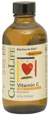 Childlife Liquid Vitamin C 118.5ml