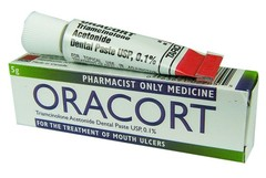 Oracort Dental Paste 5g