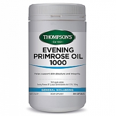 THOMPSONS EVENING PRIMROSE OIL 1000MG 300 CAPS