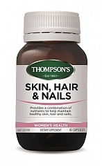 THOMPSONS SKIN, HAIR AND NAILS 45 CAPS