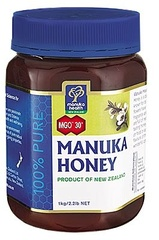 Manuka Health MGO 30+ Manuka Honey Blend Creamed Honey 1kg