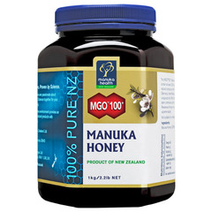 Manuka Health MGO 100+ Manuka Honey Creamed Honey 1kg
