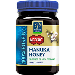 Manuka Health MGO 400+ Manuka Honey Creamed Honey 500gm