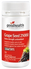 Goodhealth Grape Seed 25000 120 capsules