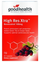 Goodhealth High Res Xtra™ 60 capsules