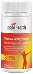 Goodhealth Stress & Vitality Support 30 capsules