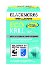 Blackmores Krill Oil 1000mg 30