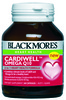 Blackmores CardiWell Omega Q10 Caps 60