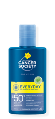 NZ Cancer Society SPF50+ Everyday Lotion 200ml