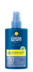 NZ Cancer Society SPF50+ Everyday Spray 200ml