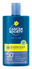 NZ Cancer Society SPF50+ Everyday Lotion 400ml