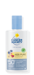 NZ Cancer Society SPF50+ Kids Pure Lotion 200ml