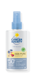 NZ Cancer Society SPF50+ Kids Pure Spray 200ml