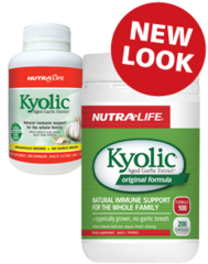 NutraLife Kyolic Original Form 100 Caps 100s