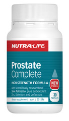 NutraLife Prostate Complete Caps 30s