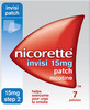 NICORETTE Invisible Patch 15mg 7 patches