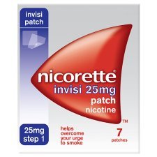 NICORETTE Invisible Patch 25mg 7 patches