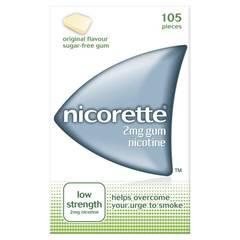 NICORETTE Original 2mg 105 pieces