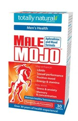 Totally Natural Male Mojo 30 tabs