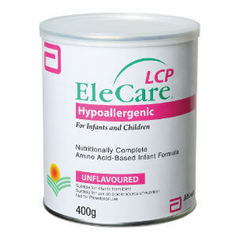 EleCare Unflavoured with LCP 400g