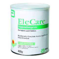 EleCare for Infants Unflavoured 400g