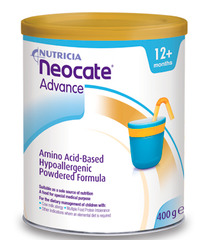 Neocate Advanced Unflavoured 400g