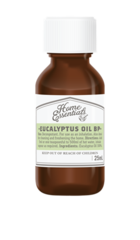 Home Essentials Eucalyptus Oil BP 25ml