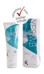 YES WB water based personal lubricant 50mL