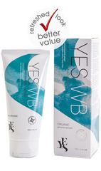 YES WB water based personal lubricant 100ml