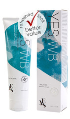 YES WB water based personal lubricant 150ml