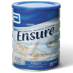 Ensure Powder Vanilla 850g Abbott