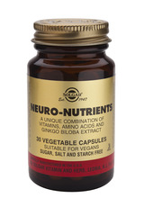 Solgar Neuro Nutrients 30's V