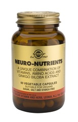 Solgar Neuro Nutrients 60's V