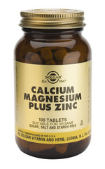 Solgar Calcium Magnesium Plus Boron 100 Tablets V