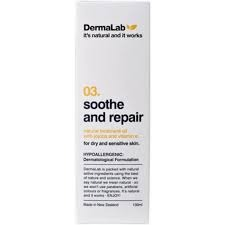 Dermalab Soothe & Repair Oil 130ml