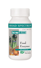 Nature's Way Broad Spectrum Enzymes 90 Capsules