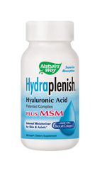 Nature's Way Hydraplenish with MSM 60 Veg Capsules