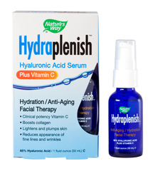 Nature's Way Hydraplenish Serum + Vitamin C 30 ml
