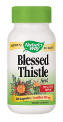 Nature's Way Blessed Thistle 390mg 100 Capsules
