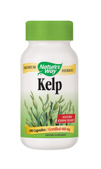 Nature's Way Kelp 660mg 100 Capsules